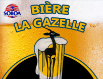 Beer Gazelle Senegal